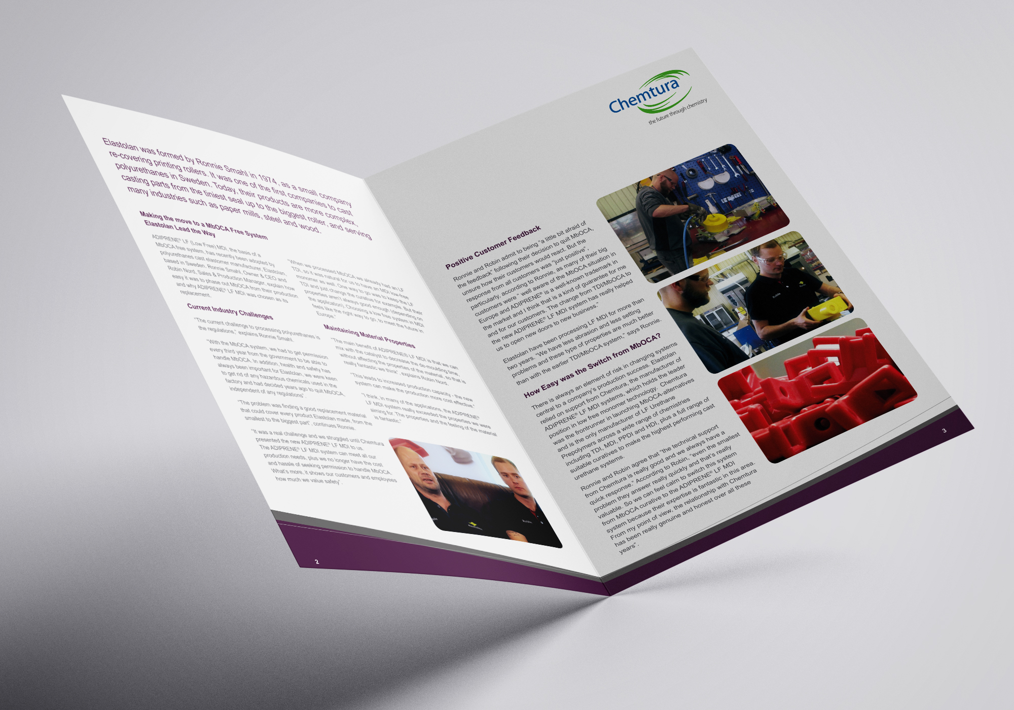 Chemtura Brochure