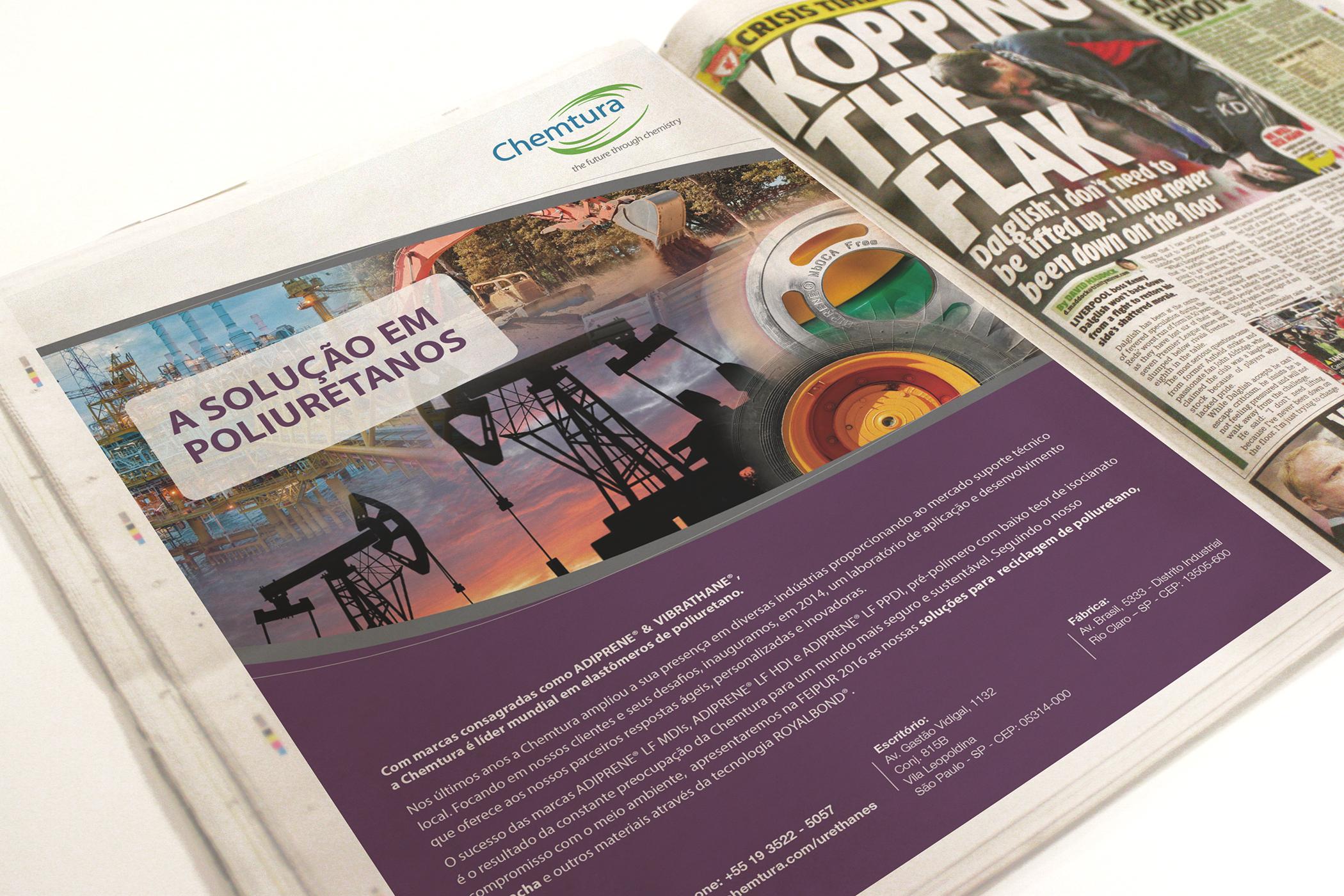 Chemtura Press Advertisement