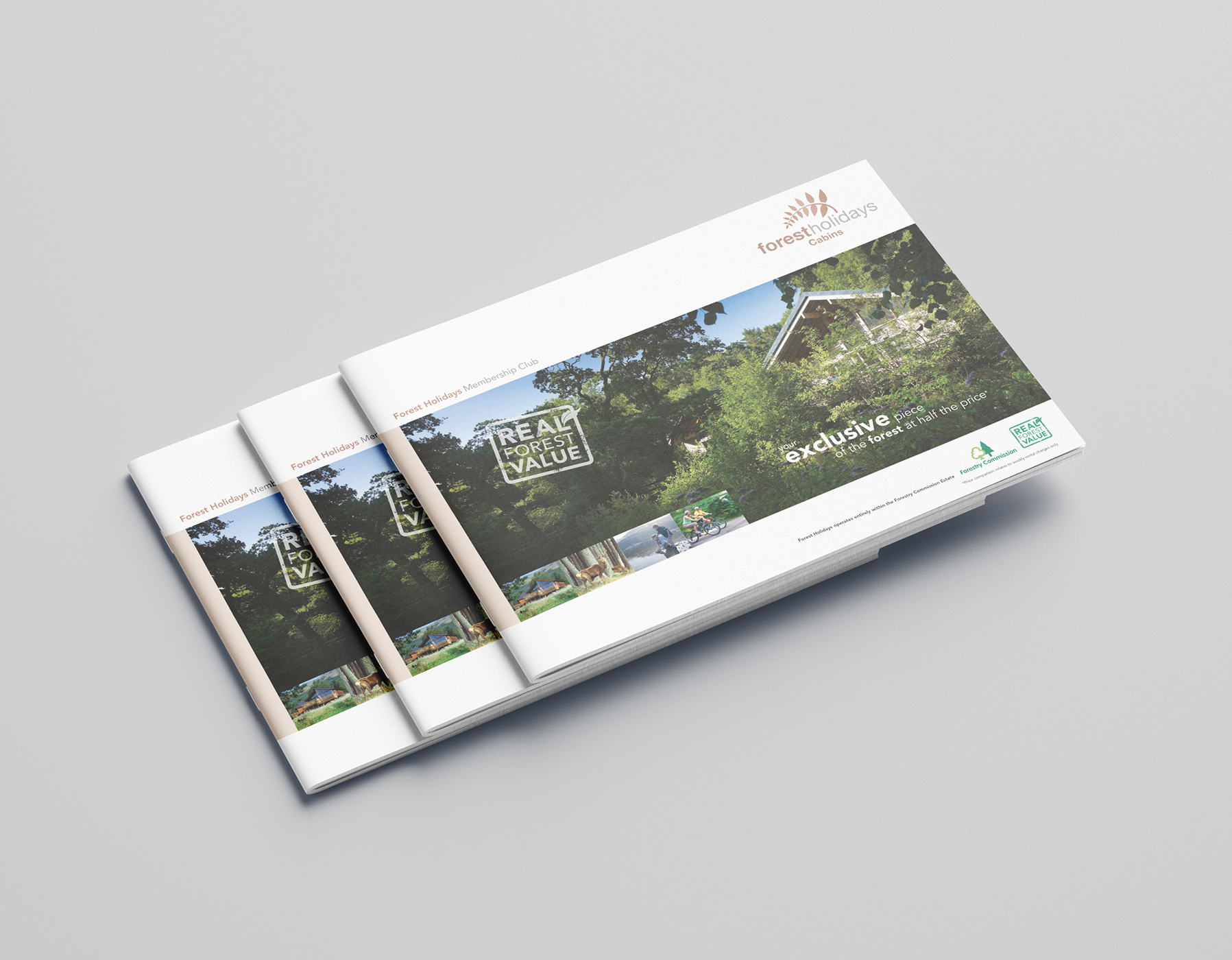 Forest Holidays Brochure