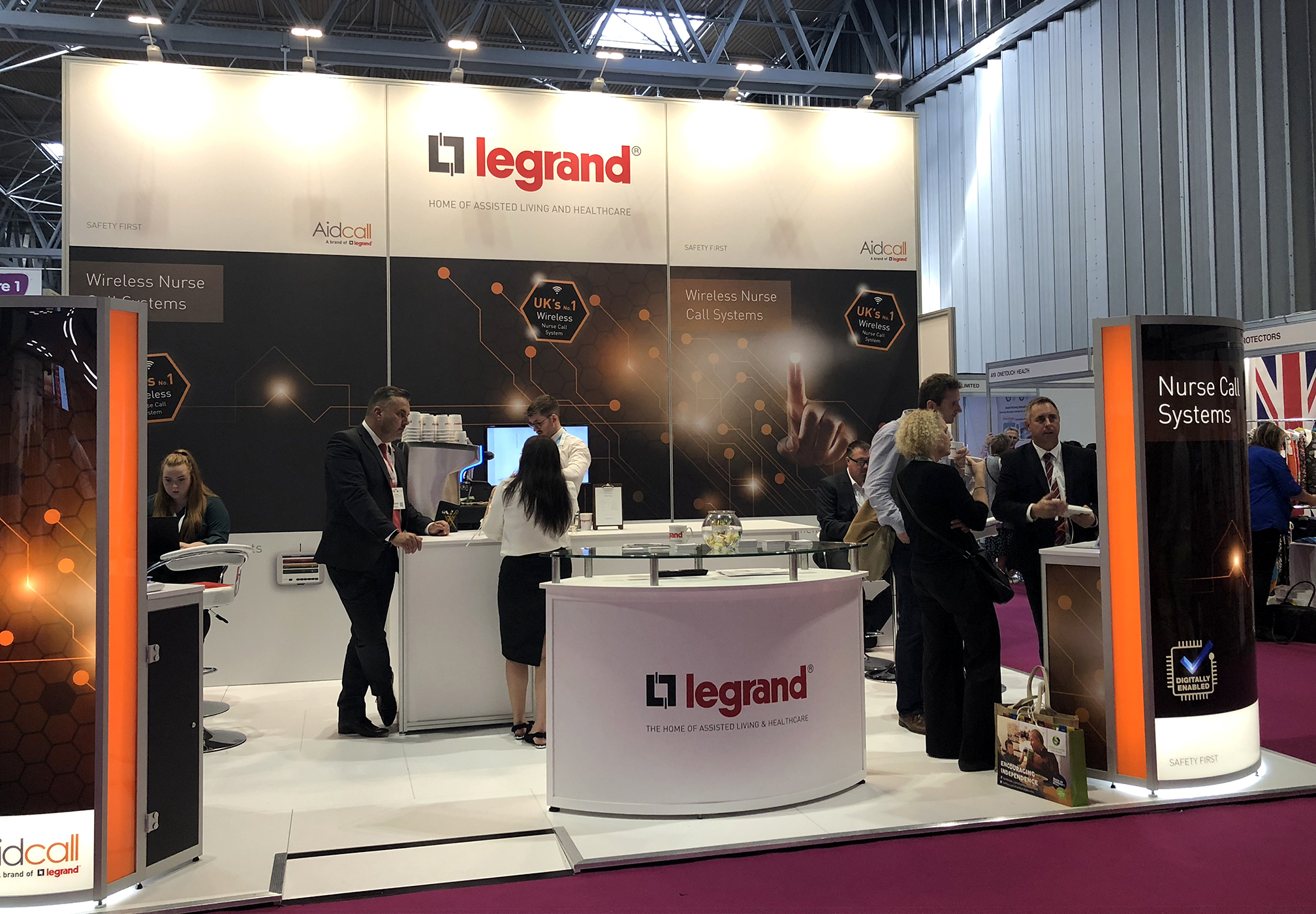 Legrand Exhibition