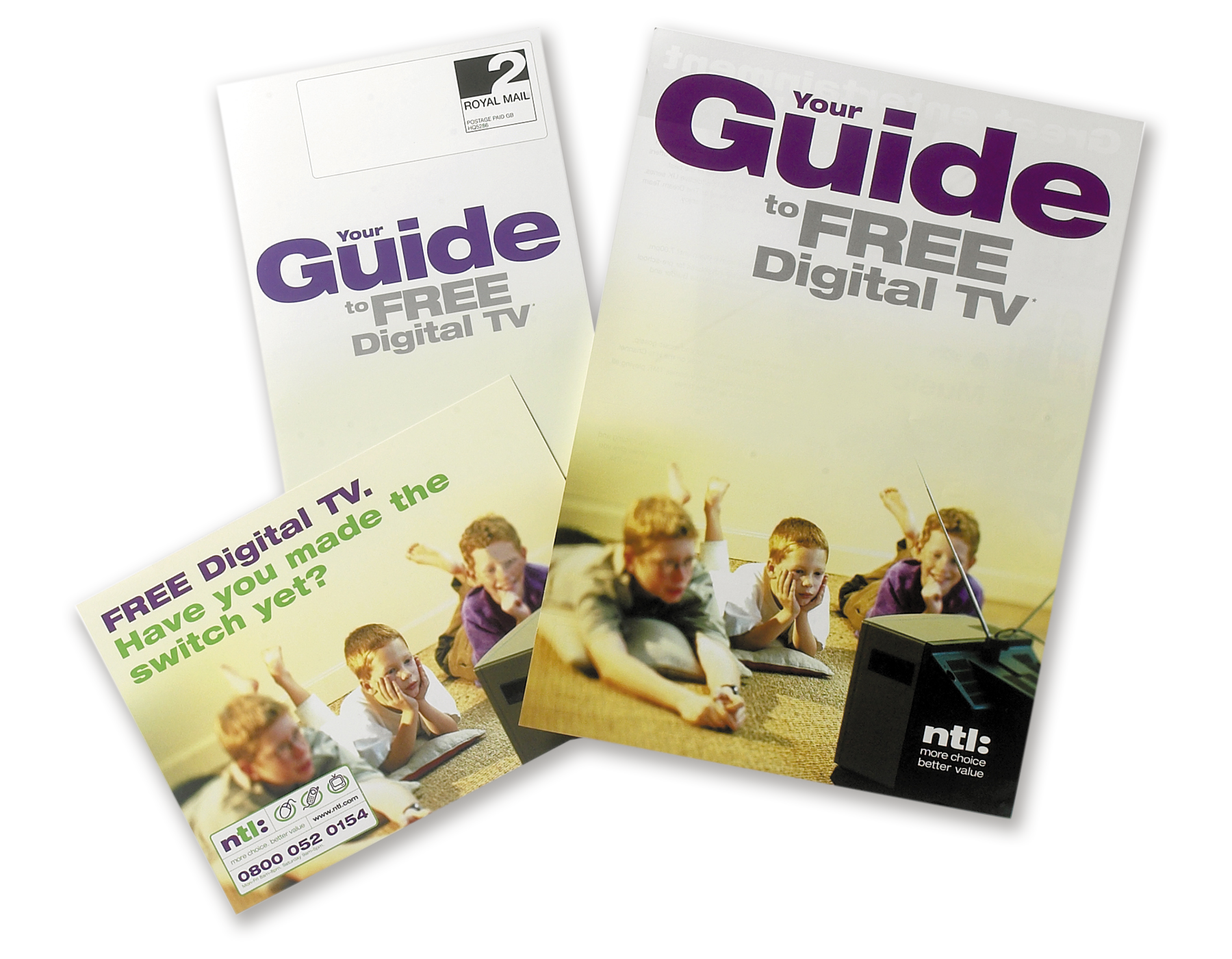 NTL Free Digital TV Guide