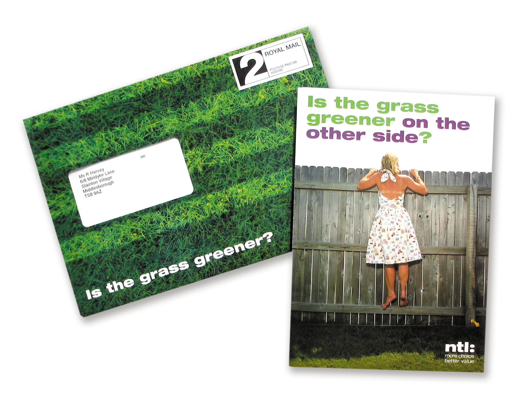 NTL Grass Greener DM