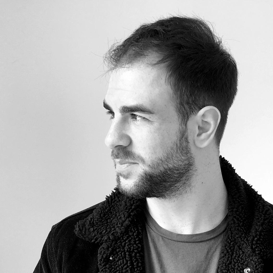Dan Benson, Senior Web Designer